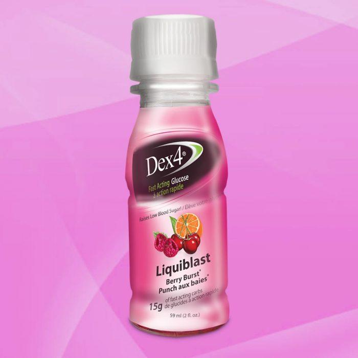 Dex4 Berry Burst Glucose Liquiblast