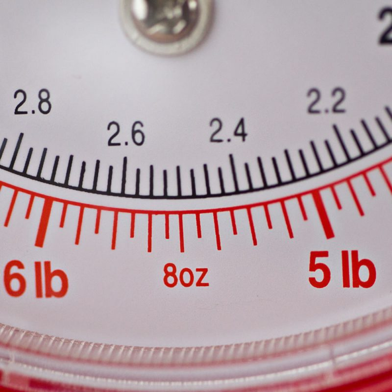 Scale - Manage your weight
