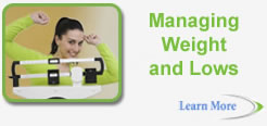 Managing Weight and Lows